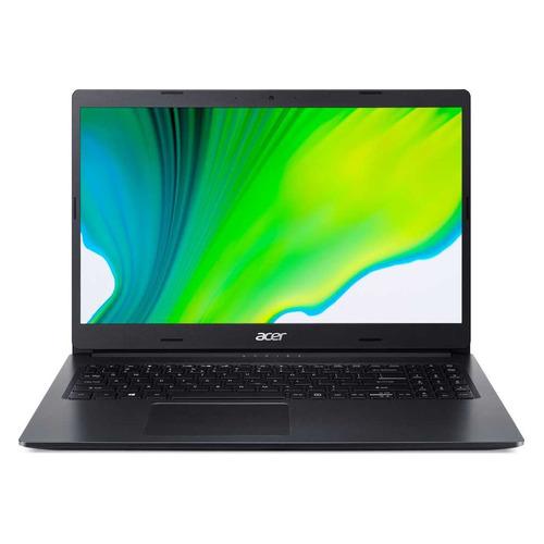 Ноутбук ACER Aspire 3 A315-23-R316, 15.6 , AMD Ryzen 5 3500U 2.1ГГц, 4ГБ, 256ГБ SSD, AMD Radeon Vega 8, Windows 10, NX.HVTER.00F, черный  - купить со скидкой
