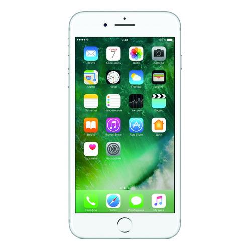 Смартфон CLEVERCEL APPLE iPhone 7 Plus 128Gb (подержанный c гарантией), серебристый