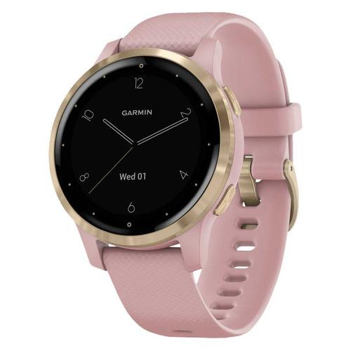 цена Смарт-часы GARMIN Vivoactive 4s, 40мм, 1.1
