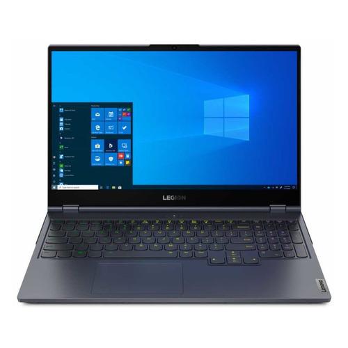 Ноутбук LENOVO Legion 7 15IMH05, 15.6, IPS, Intel Core i7 10750H 2.6ГГц, 16ГБ, 512ГБ SSD, NVIDIA GeForce RTX 2060 - 6144 Мб, Windows 10, 81YT005DRU, серый ноутбук lenovo legion y740 17 intel core i7 9750h 2600 mhz 17 3 1920x1080 32gb 1512gb hdd ssd dvd нет nvidia geforce rtx 2060 6gb wi fi bluetooth dos 81uj003wrk iron grey