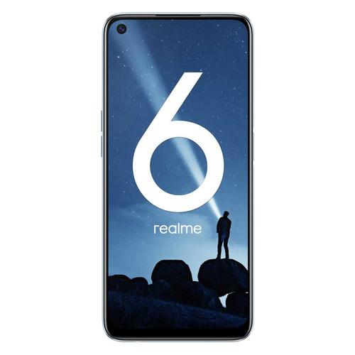Смартфон REALME 6 8/128Gb, RMX2001, белый