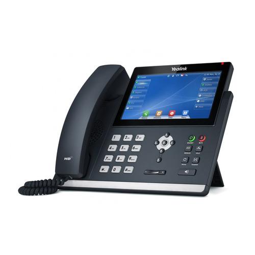 SIP телефон YEALINK SIP-T48U sip телефон yealink sip t58a