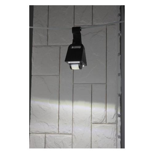 Фото - Светильник садовый Эра ERAFS024-05 ламп.:16шт светодиод.лампа солнеч.бат. черный светильник садовый эра таблетка 0 03вт ламп 3шт светодиод лампа солнеч бат черный
