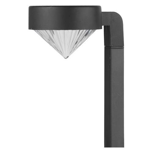 цена на Светильник садовый Эра SL-PL42-DMD светодиод.лампа солнеч.бат. черный