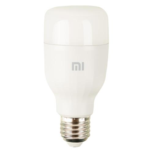 Фото - Умная лампа Xiaomi Mi LED Smart Bulb E27 9Вт 950lm Wi-Fi (MJDPL01YL/GPX4021GL) лампочка xiaomi mi led smart bulb 2 pack mjdp02yl e27 10вт