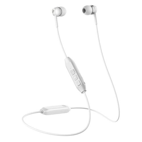 Гарнитура SENNHEISER CX 150BT, Bluetooth, вкладыши, белый [508381]