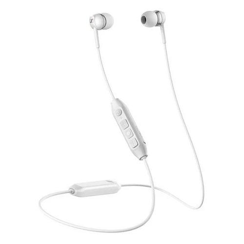 Гарнитура SENNHEISER CX 350BT, Bluetooth, вкладыши, белый [508383]