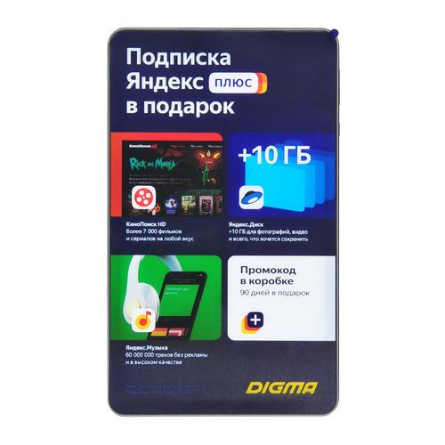 Планшет Digma Optima 8 X701 4G, 3ГБ, 32GB, 3G, 4G, Android 10.0 черный [ts8226pl] планшет digma optima 8 z801 4g 4gb 64gb 3g 4g android 10 0 серебристый [ts8227pl]
