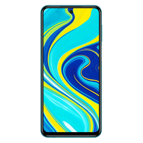Смартфон XIAOMI Redmi Note 9S 64Gb, синий аврора