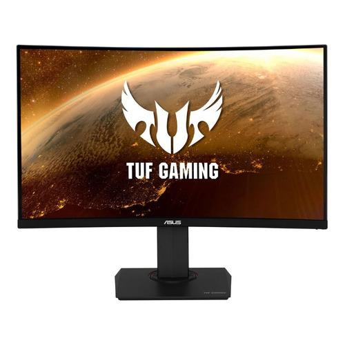 Монитор игровой ASUS TUF Gaming VG32VQ 31.5 черный [90lm04i0-b01170] монитор asus 31 5 vg32vq 90lm04i0 b01170 black