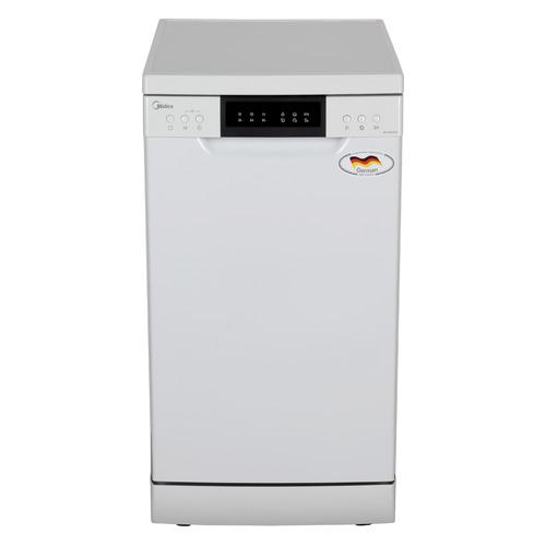 Посудомоечная машина MIDEA MFD45S100W, узкая, белая