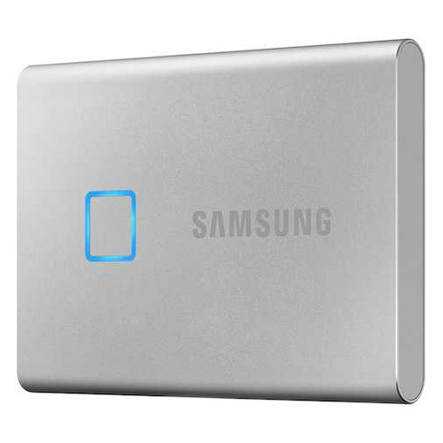 SSD накопитель SAMSUNG T7 Touch MU-PC500S/WW 500ГБ, 1.8