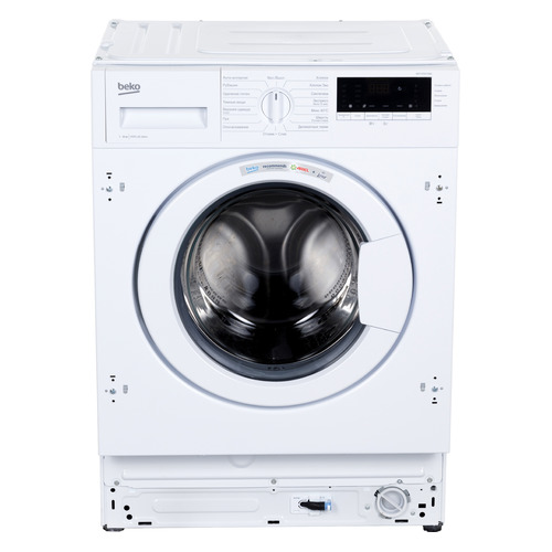 Встраиваемая стиральная машина BEKO WITV8712XWG