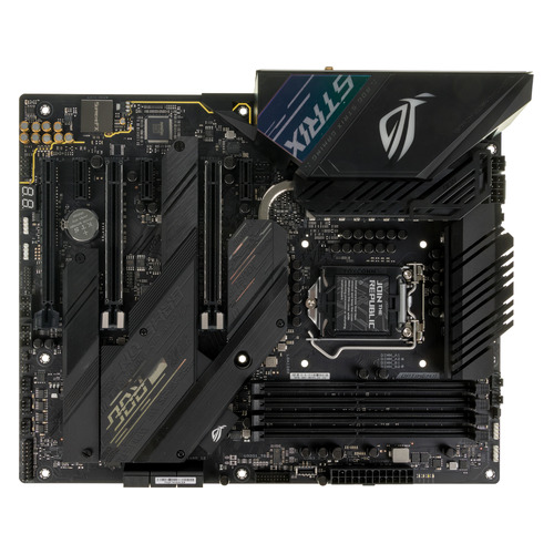 цена на Материнская плата ASUS ROG STRIX Z490-E GAMING, LGA 1200, Intel Z490, ATX, Ret