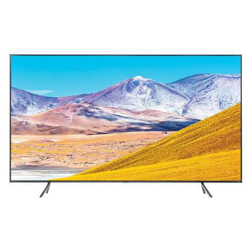 Фото - Телевизор SAMSUNG UE82TU8000UXRU, 82, Ultra HD 4K телевизор samsung lcd 50 4k ue50tu7500uxru