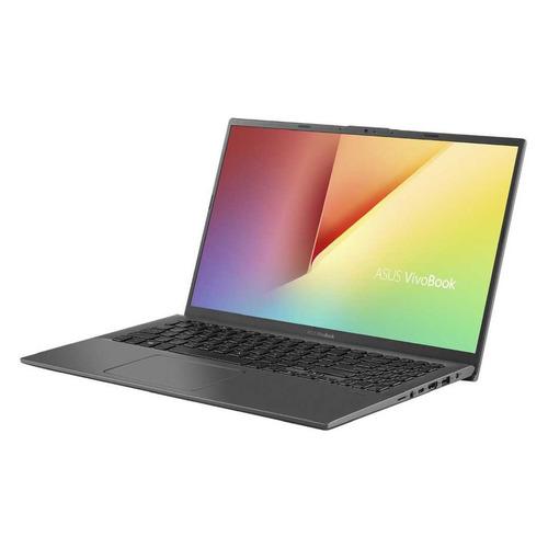 Ноутбук ASUS VivoBook A512FA-BQ1972T, 15.6, IPS, Intel Core i5 8265U 1.6ГГц, 8ГБ, 256ГБ SSD, Intel UHD Graphics 620, Windows 10, 90NB0KR3-M27800, серый ноутбук asus vivobook a412fa eb1167t 14 ips intel core i3 8145u 2 1ггц 8гб 256гб ssd intel uhd graphics 620 windows 10 90nb0l92 m17470 серый