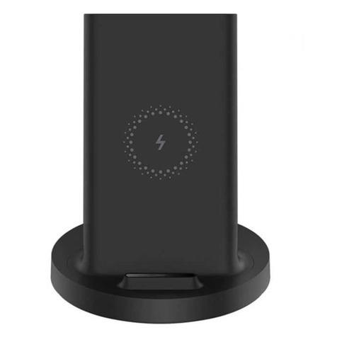 Беспроводное зарядное устройство XIAOMI Mi 20W Wireless Charging Stand, USB type-C, 2A, черный