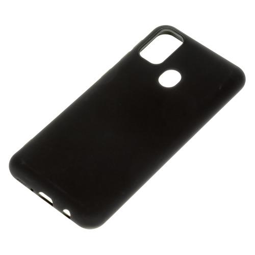 Чехол (клип-кейс) DF sOriginal-11, для Samsung Galaxy M21/M30s, черный [df soriginal-11 (black)] чехол клип кейс df soriginal 16 для samsung galaxy m51 черный [df soriginal 16 black ]