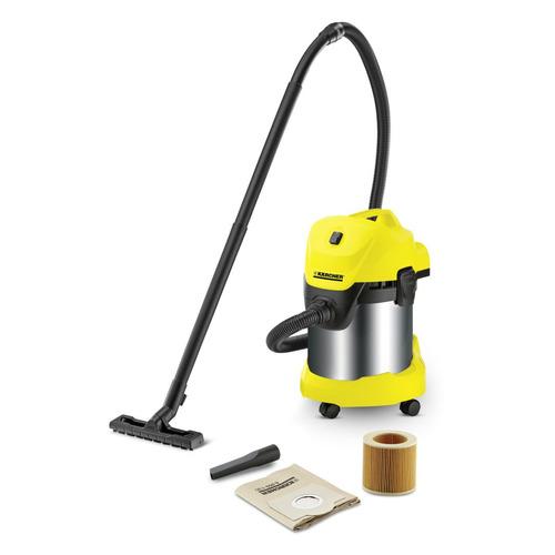 Строительный пылесос KARCHER WD 3 Premium желтый [1.629-863.0]