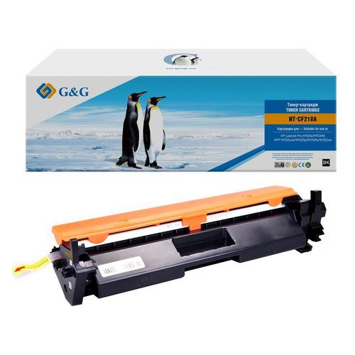 Картридж G&G NT-CF218A, черный