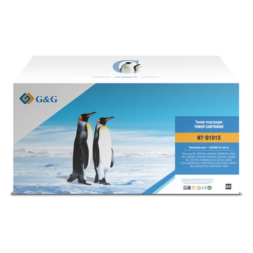 scx d6555 scx d6555a drum chip for samsung scx 6455 6545 6555 scx6455 scx6545 scx6555 image unit chips Картридж G&G NT-D101S, черный