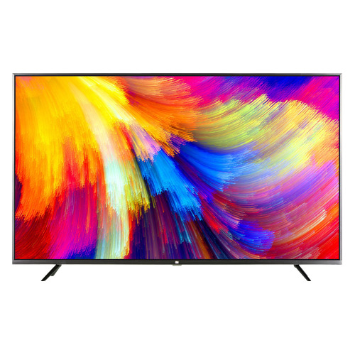 Фото - Телевизор XIAOMI Mi TV 4S 55, 55, Ultra HD 4K телевизор xiaomi mi tv 4s 43 t2 global 42 5 2019 темный титан