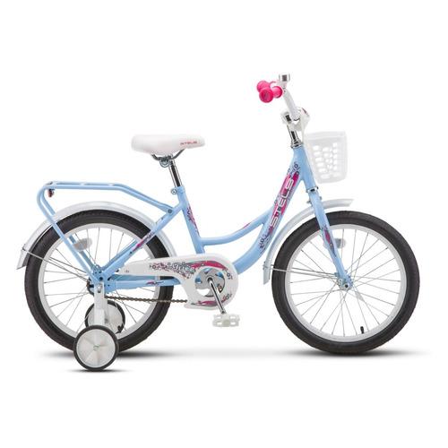 цена на Велосипед Stels Flyte Lady (2019) рам.:12 кол.:18 голубой 12.6кг (LU074632)