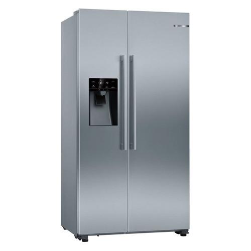 Холодильник BOSCH KAI93VL30R, двухкамерный, нержавеющая сталь холодильник bosch kgv39xl22r двухкамерный нержавеющая сталь
