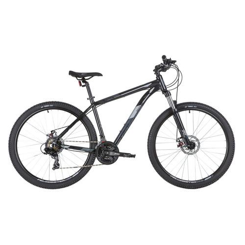Велосипед Stinger Graphite Std (2020) горный рам.:18 кол.:27.5 черный 17кг (27AHD.GRAPHSTD.18BK0)