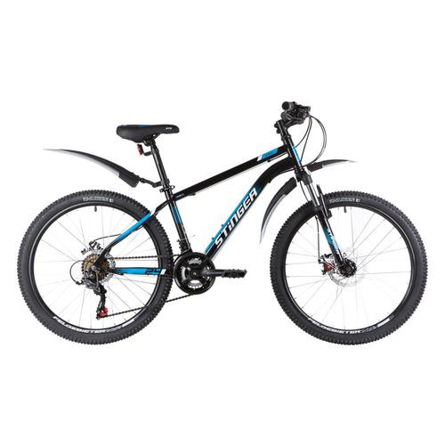 Велосипед Stinger Caiman D (2020) горный рам.:14