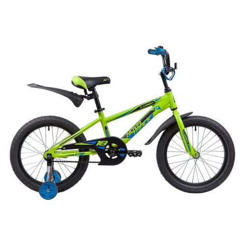 цена на Велосипед Novatrack Lumen (2019) городской кол.:18 зеленый 11кг (185ALUMEN.GN9)