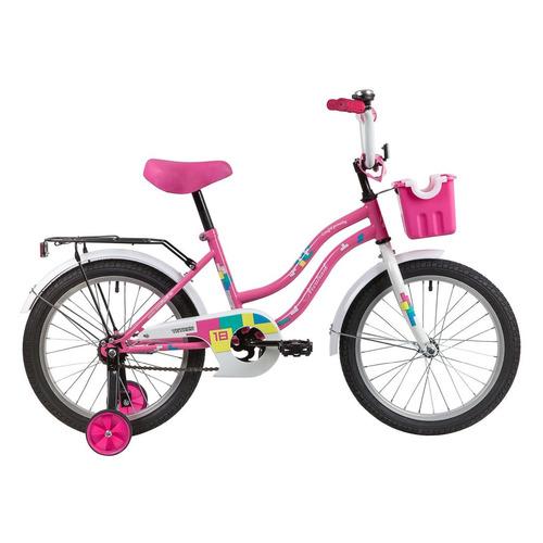 цена на Велосипед Novatrack Tetris (2020) городской кол.:18 розовый 10.7кг (181TETRIS.PN20)