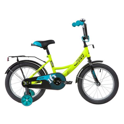 цена на Велосипед Novatrack Vector (2020) городской кол.:16 зеленый 10.7кг (163VECTOR.GN20)