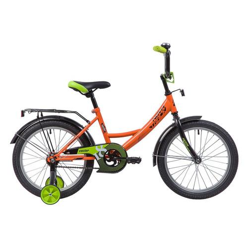 Фото - Велосипед Novatrack Vector (2019) городской кол.:18 оранжевый 11кг (183VECTOR.OR9) городской велосипед elops 520