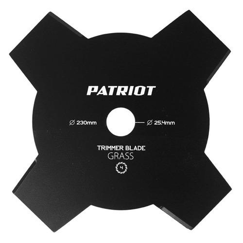 Сменный нож для садовых триммеров PATRIOT TBS-4, 230мм [809115205] нож для триммера patriot tbs 40n
