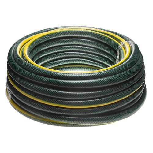 Шланг Grinda 429000-3/4-25 3/4 25м поливочный армированный зеленый шланг эконом армированный 3 4 25м трехслойный