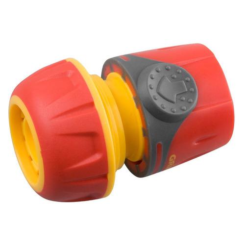 Соединитель Grinda 8-426426 Д.вх.3/4 оранжевый муфта с tpr покрытием grinda premium