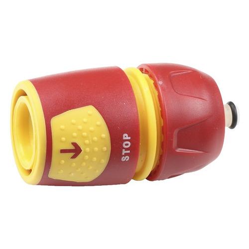 Соединитель Grinda 8-426227_z01 оранжевый/желтый муфта с tpr покрытием grinda premium