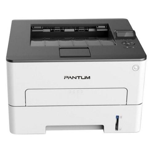 Фото - Принтер лазерный PANTUM P3300DN лазерный, цвет: белый принтер pantum p3300dn