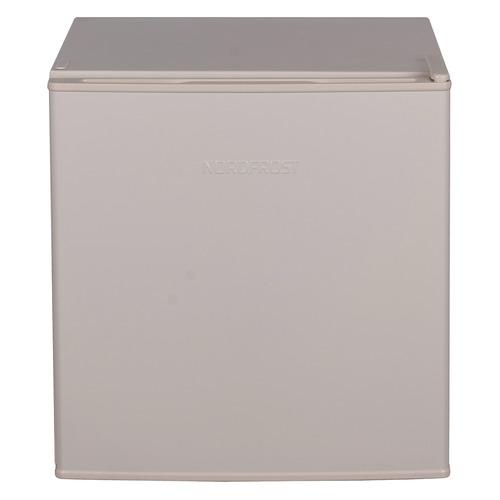 Холодильник NORDFROST NR 402 E, однокамерный, бежевый