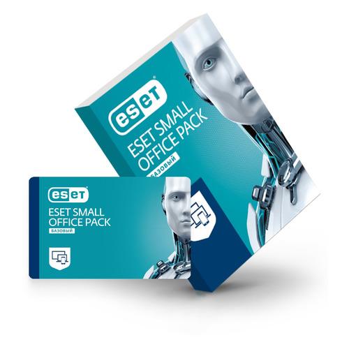 Антивирус ESET NOD32 Small Office Pack Базовый 5 user 1 год Новая лицензия Card [nod32-sop-ns(card)-1-5] cs8122s sop 8