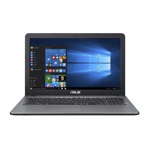 Ноутбук ASUS VivoBook X540BA-GQ408T, 15.6 , AMD A4 9125 2.3ГГц, 4ГБ, 128ГБ SSD, AMD Radeon R3, Windows 10, 90NB0IY3-M11960, серебристый  - купить со скидкой