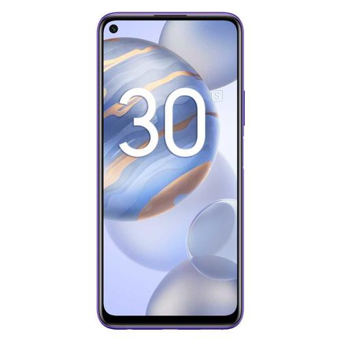 Смартфон HONOR 30S 128Gb, фиолетовый