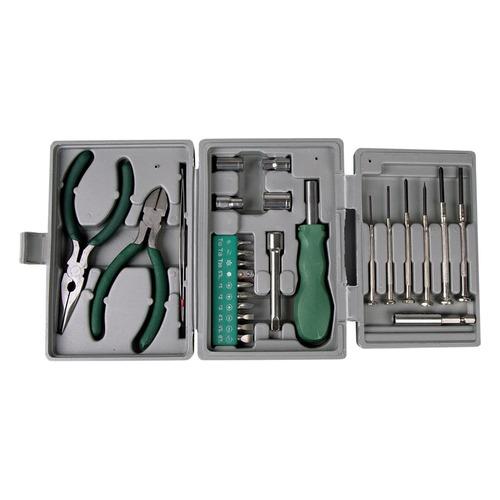 Набор инструментов REXANT 12-6071, 26 предметов набор инструментов для точных работ rexant 37 предм 12 4702 желтый красный