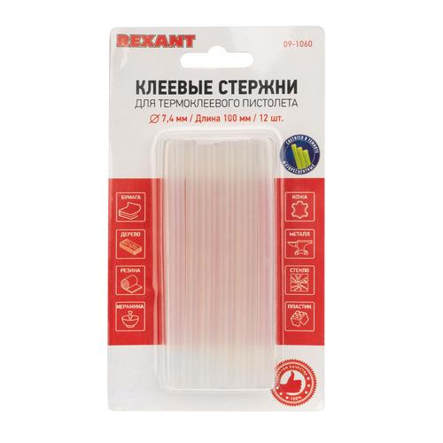 Клеевые стержни REXANT 09-1060 клеевые стержни rexant 09 1225