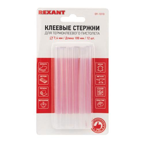 Клеевые стержни REXANT 09-1010, код 4601004028074