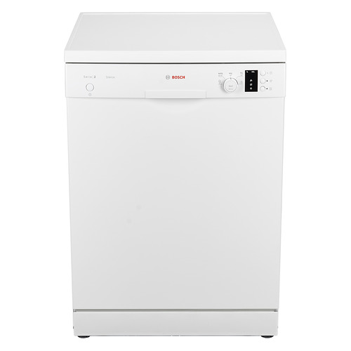 Посудомоечная машина BOSCH SMS25FW10R, полноразмерная, белая посудомоечная машина bosch sms25fw10r полноразмерная белая