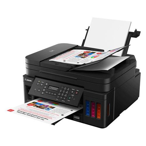 Фото - МФУ струйный CANON Pixma G7040, A4, цветной, струйный, черный [3114c009] снпч для моделей canon pixma ip100