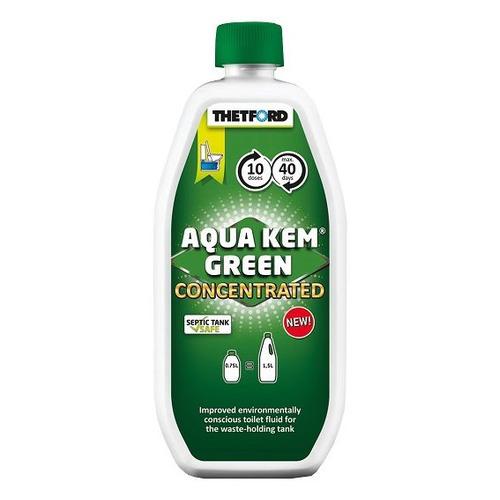 цена на Жидкость для биотуалетов Thetford Aqua Kem Green Concentrated для дезодорирования 0.75л (30645CW)