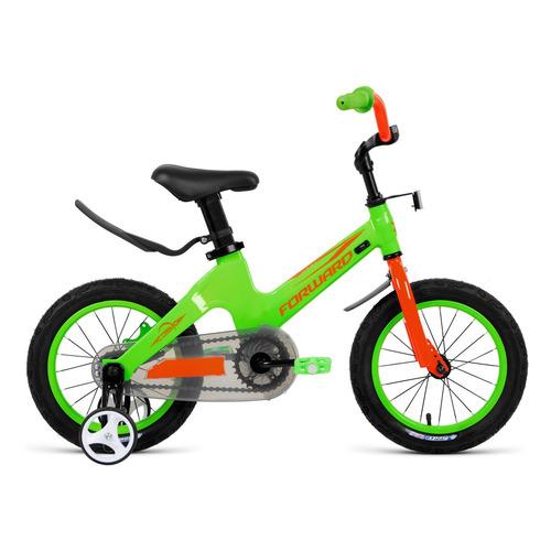 Фото - Велосипед Forward Cosmo (2020) городской кол.:14 зеленый 8.5кг (RBKW0LMF1009) городской велосипед elops 520